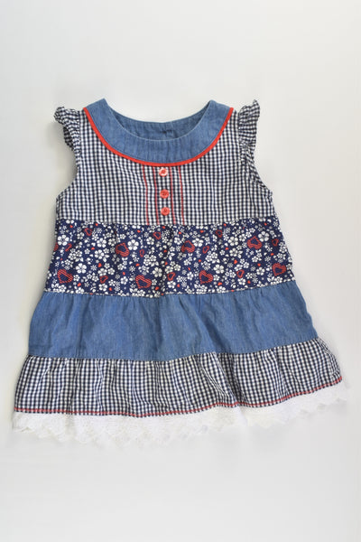 Bossini Baby Size 1 (12-18 months) Dress
