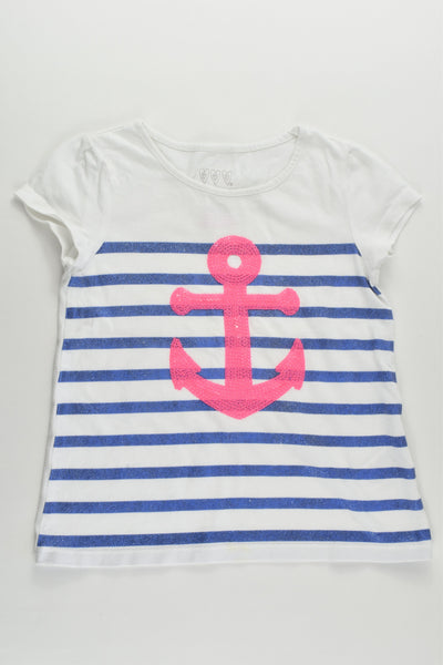 Brand Unknown Size 3 (98 cm) Nautical T-shirt