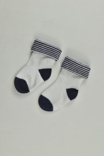 Brand Unknown Size approx 000 months Socks