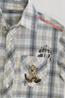 Brother Bear Koda Size 5 Collared Shirt