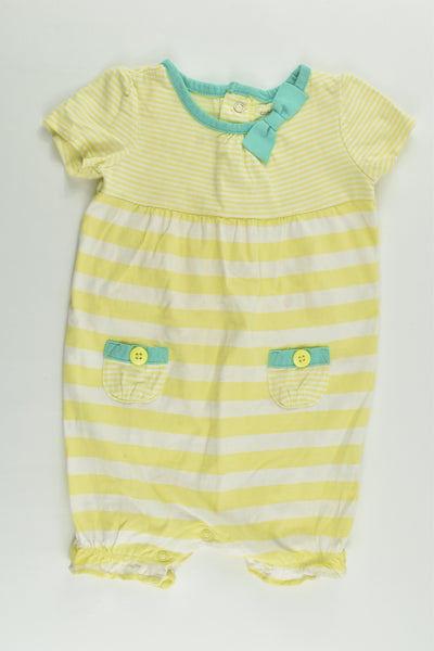 Carter's Size 0 (9 months) Playsuit