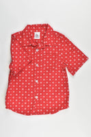 Charlie & Me Size 1 Collared Shirt