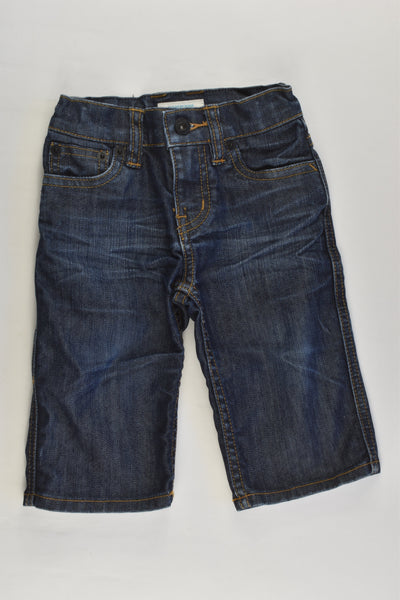 Contry Road Size 0 (6-12 months) Denim Shorts