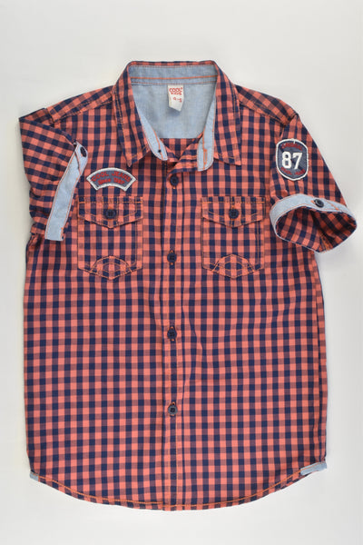 Cool Kids Size 4-5 Checked Shirt