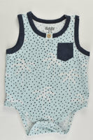 Cotton On Baby Size 0 (6-12 months) Palm Trees Bodysuit