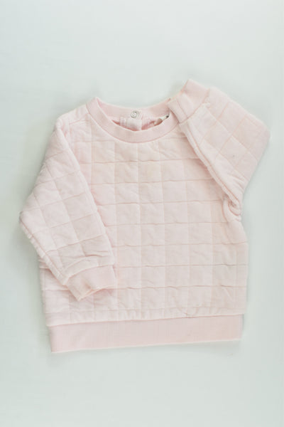 Cotton On Baby Size 00 Lightly Padded Sweater