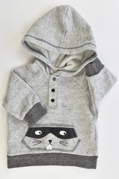 Cotton On Baby Size 000 (0-3 months) Hooded Jumper