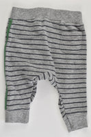 Cotton On Baby Size 000 (0-3 months) Striped Track Pants