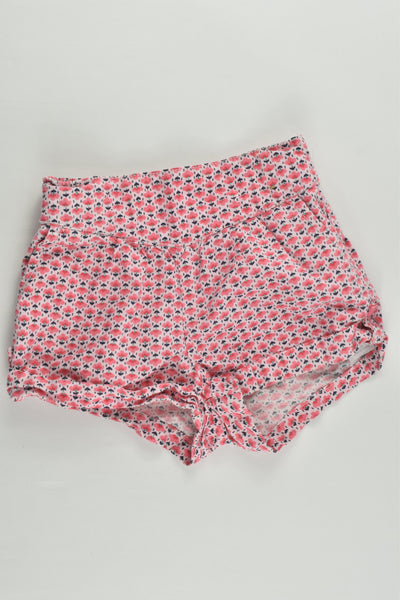 Cotton On Kids Size 2 Floral Shorts