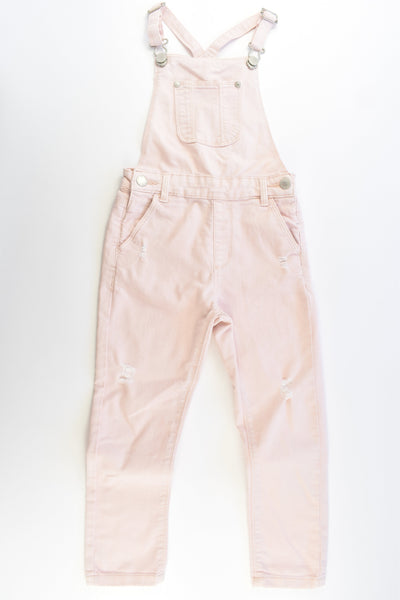 Cotton On Kids Size 4 Soft and Stretchy Overalls