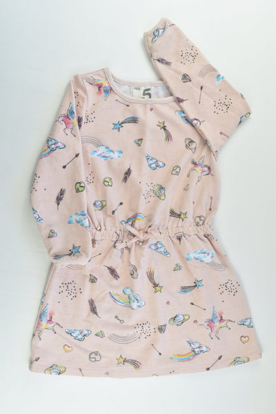 Cotton On Kids Size 5 Shooting Stars and more Dress