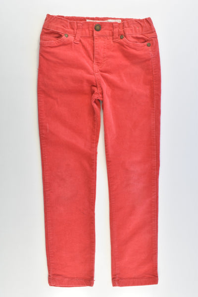 Cotton On Kids Size 5 Stretchy Cord Pants