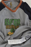 Cotton On Kids Size 6 'Raptor Rider' Top