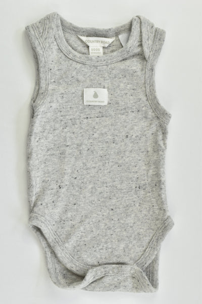 Country Road Size 0000 (Newborn) Bodysuit