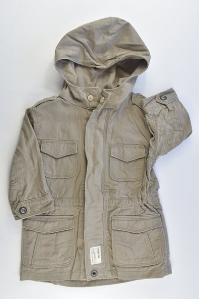 Country Road Size approx 1-2 Hooded Jacket