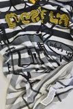 Desigual (Spain) Size 11-12 'What's Up' Hooded Top