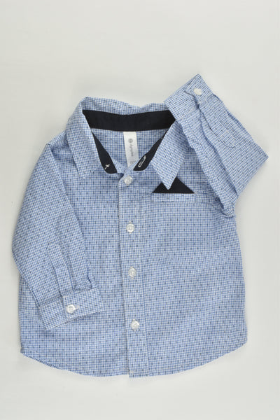 Dymples Size 000 (3 months, 62 cm) Shirt
