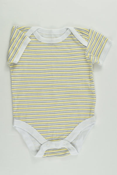 Early Days Size 000 (0-3 months) Striped Bodysuit