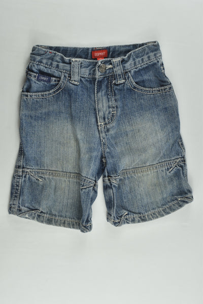 Esprit Size 0 (12 months) Denim Shorts