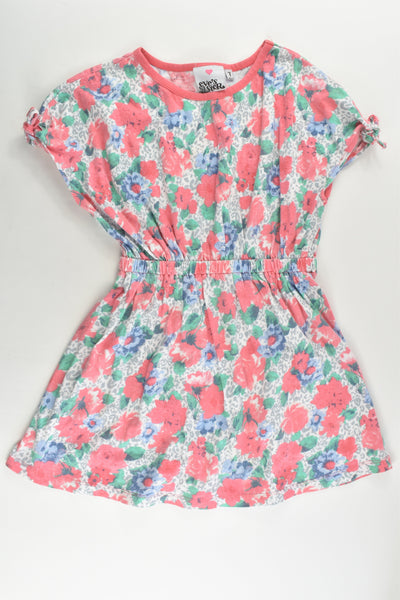 Eve's Sister Size 7 Floral Dress