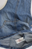 F&F Size 1 (12-18 months) Soft Denim Dress