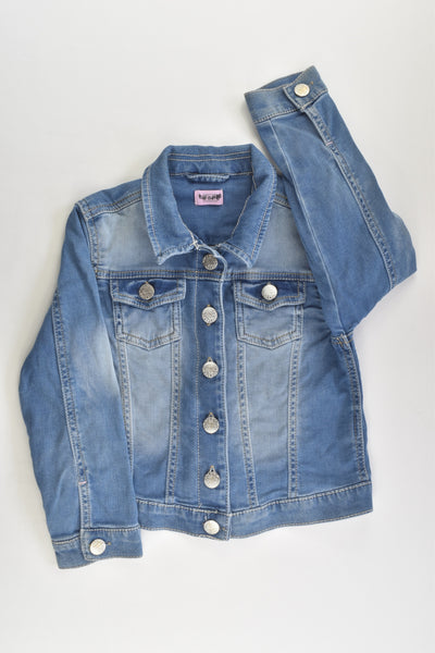 F&F Size 4-5 Stretchy Denim Jacket
