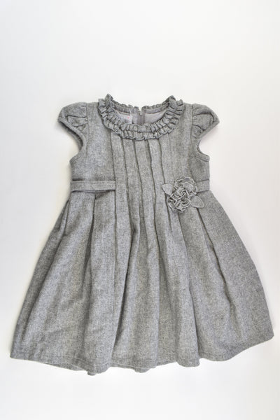 Fresh Baked (Australia) Size 4 Lined Woolly Winter Dress