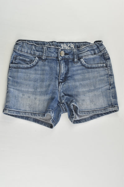 Gap Kids Size 7 Regular Fit Denim Shorts