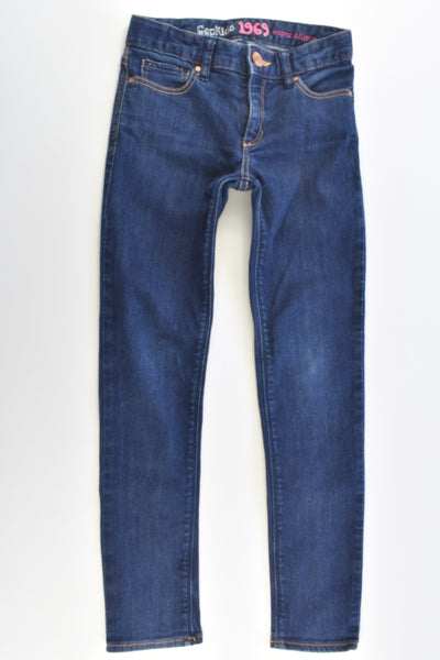 Gap Kids Size 7 Super Skinny Stretchy Denim Pants