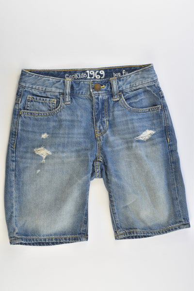 Gap Kids Size 8 Denim Shorts