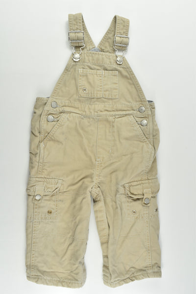 Gap Size 0 (80 cm) Fully Lined Overalls