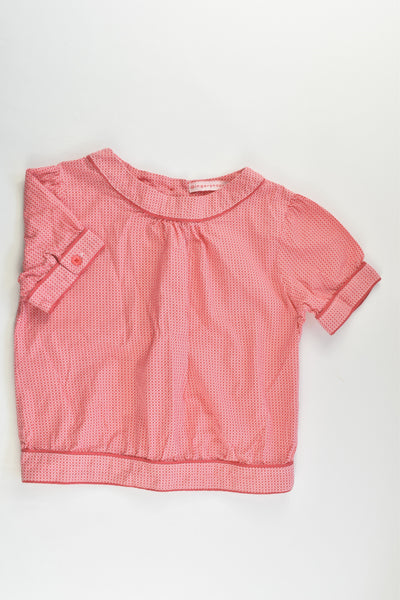 Gingersnaps Size 10 Blouse