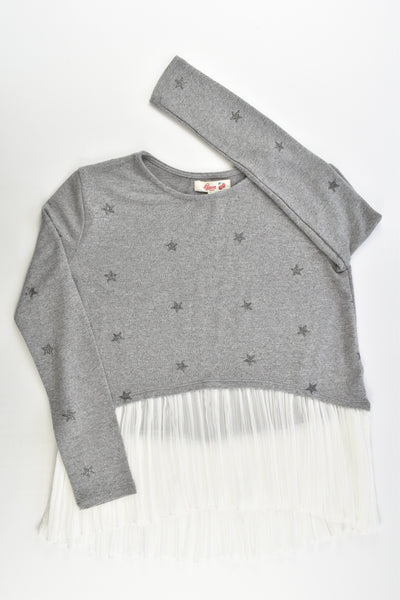 Gum Size 10 Stars Knitted Jumper
