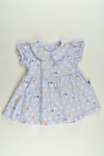 Gumboots Size approx 00 (3 months) Vintage Dress
