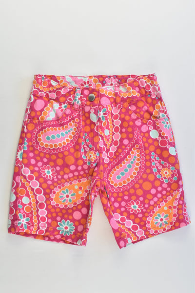 Gymboree Size 4 Colorful Shorts