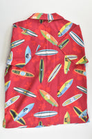 Gymboree Size 7 Surf Boards Shirt