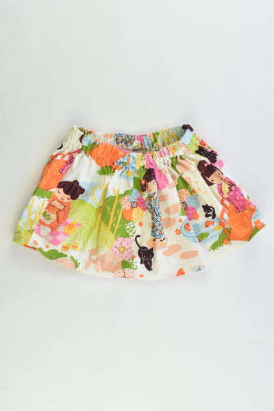 Hand Made Size 9-12 months (0) Skirt