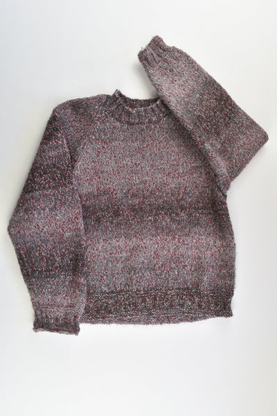 Handmade Size approx 5-6 Knitted Jumper