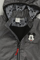 H&M Size 1 (80 cm) Fleece Lined Mickey Mouse Jacket