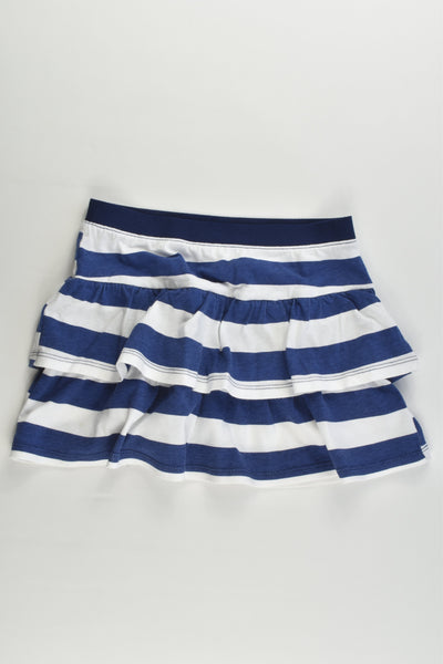 H&M Size 5-6 Striped Skirt