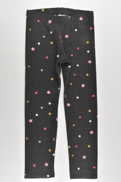 H&M Size 7 Stars Organic Cotton Leggings