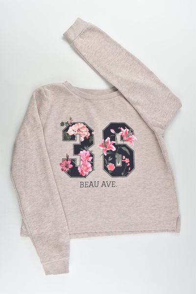 H&M Size 9-10 (134/140 cm) '36 Beau Ave' Sweater