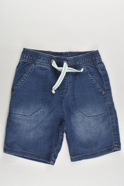 H&T Size 6 Lightweight and stretchy Denim Shorts