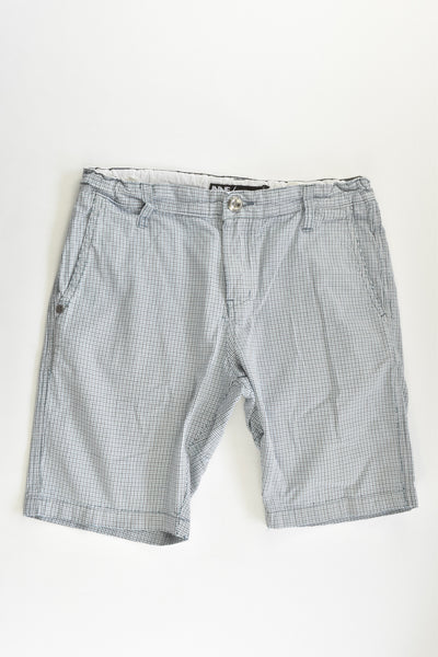 Indie by Industrie Size 10 Checked Shorts