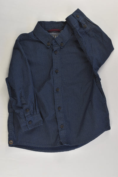 Indie & Co Size 1Collared Shirt