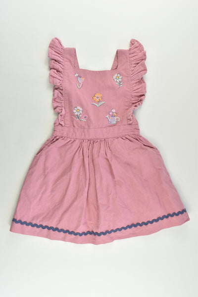 Jack & Milly Size 2 Cotton/Linen Dress