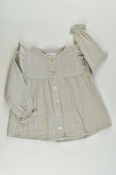 Jamie Kay Size 00 (3-6 months) Blouse