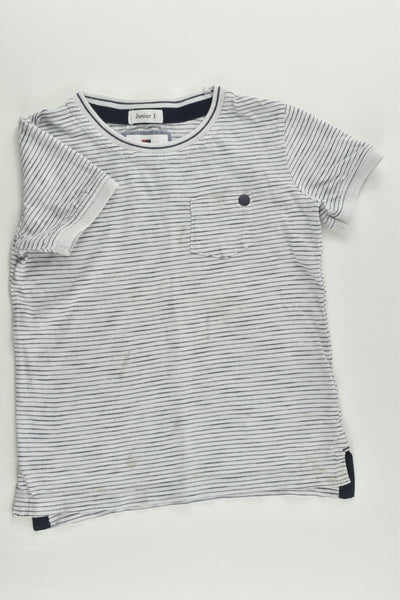 Jasper Conran (Debenhams) Size 2-3 (98 cm) Striped T-shirt