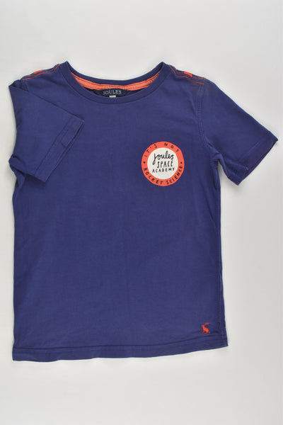 Joules Size 3-4 (104 cm) 'Space Academy' T-shirt