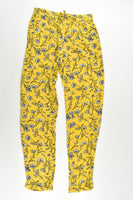 Kiabi (France) Size 12 (146-152 cm) Lightweight Floral Pants